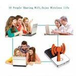 sharing wifi with family